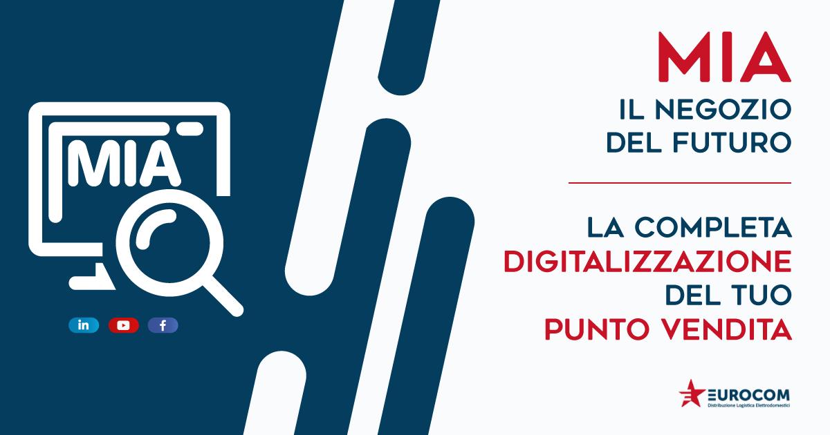 Digital Store MIA per Eurocom Trony