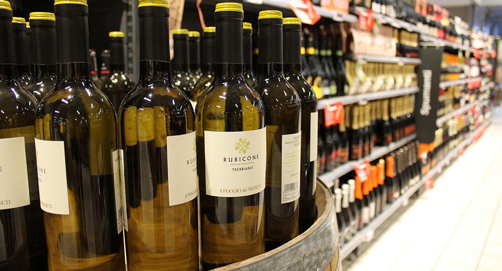 MIA Wine for food GDO