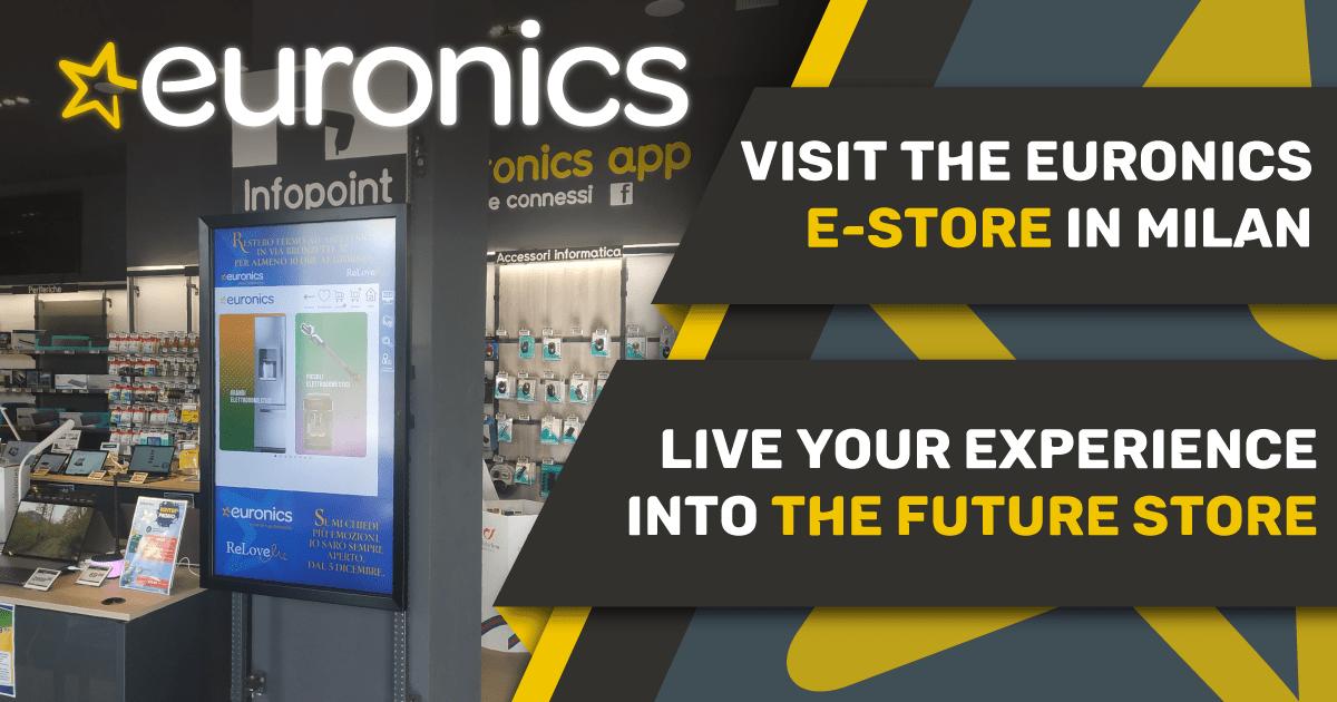 E-Store Euronics Nova Bronzetti